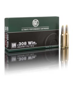 RWS .308 Win. Evolution 11,9 gram