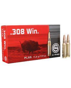 Geco .308 Win. Plus 11,0 gram