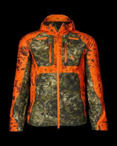 Seeland Vantage jakke InVis green/InVis orange blaze