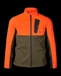 Seeland Force Advanced softshell jakke Hi-vis orange