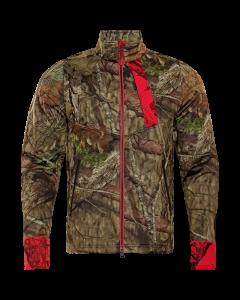 Härkila Wildboar Pro camo fleece jakke AXIS MSP® Wildboar orange/Shadow brown