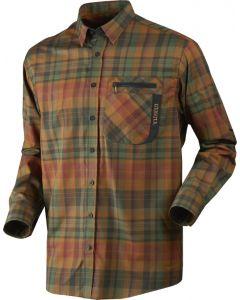 Härkila - Newton skjorte Spice check