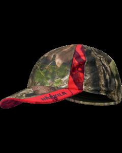 Härkila Moose Hunter 2.0 GTX cap MossyOak®Break-Up Country®/MossyOak®Red One size