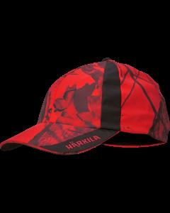 Härkila Moose Hunter 2.0 Safety cap MossyOak®Red One size