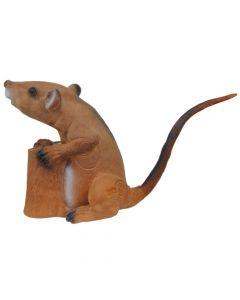 Longlife siddende rotte