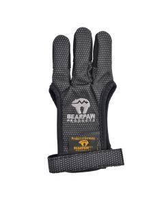 Skydehandske Black Glove