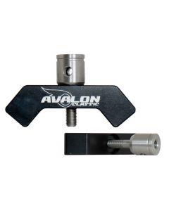 Avalon Classic  aluminium V bar 5/16 40 grader x 0 grader