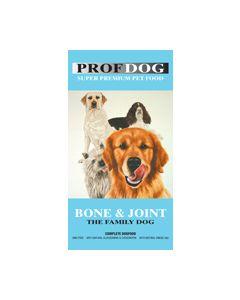 Prof. dog hundefoder bone & joint 12 kg Min. 2 sække pr. ordre ikke fragtfrit leveret.