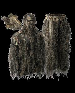 Deerhunter Sneaky Ghillie Sæt med handsker Innovation GH Camouflage