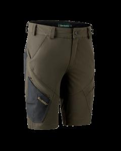 Deerhunter Northward Shorts Bark Green