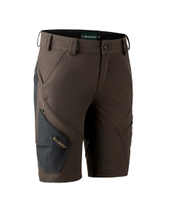 Deerhunter Northward Shorts Chocolate Brown