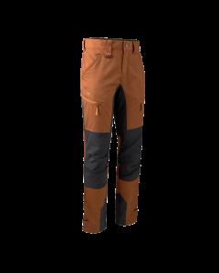 Deerhunter Rogaland Stretchbukser med kontrast Burnt Orange