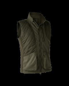 Deerhunter Gamekeeper Shooting Vest Graphite Green Melange