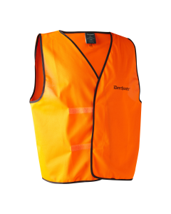 Deerhunter Pull-over Vest Orange One Size