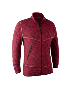 Deerhunter Norden Insulated Fleece Red Melange