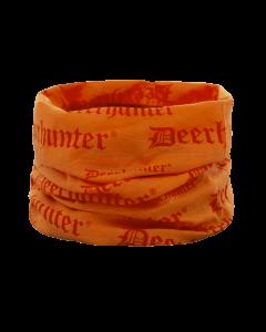 Deerhunter Logo Halsedisse Orange One Size