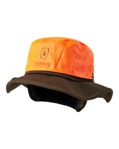 Deerhunter Muflon Hat med safety Art Green
