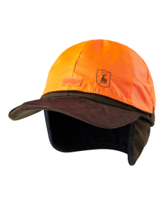 Deerhunter Muflon Kasket med safety Art Green