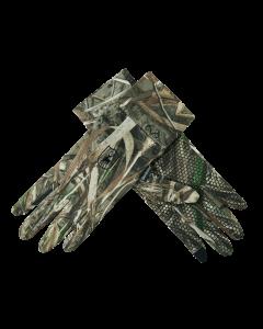 Deerhunter MAX 5 Handsker med silikone dots REALTREE MAX-5®