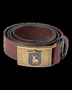 Deerhunter Læderbælte Cognac Brown