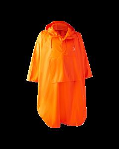 Deerhunter Hurricane Regnponcho Orange
