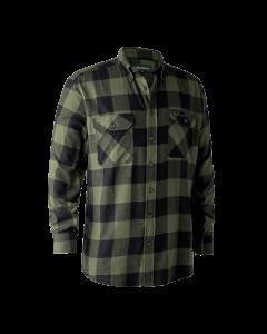 Deerhunter Marvin Skjorte Green Check
