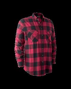 Deerhunter Marvin Skjorte Red Check