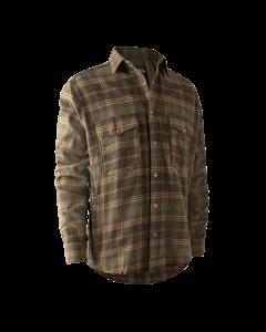 Deerhunter Noah Overskjorte med Stormliner® Green Check