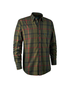Deerhunter Larry Skjorte Green Check