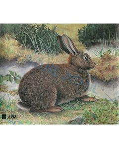 Dyreskive kanin 40x33 cm