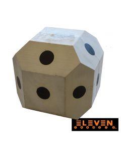 Eleven cube 40 x 40 x 40 cm