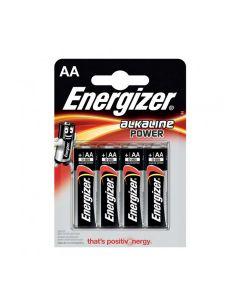 Energizer Alkaline Power AA/ E91 batterier