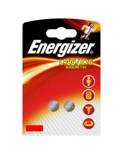 Energizer alkaline A76 LR44 2 pk