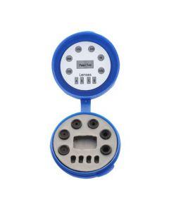 Hamskea Peep Kit Standard InSight, Housing, 6 Aperture, værktøj og etui