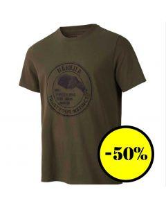 Härkila - Wildlife Bear t-shirt Willow green