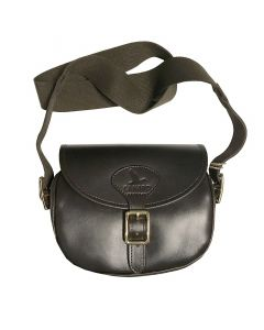 Le Canard patrontaske i læder