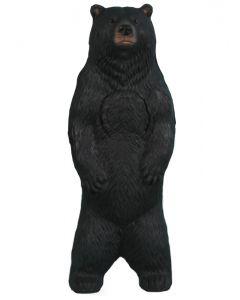 Rinehart stående bjørn sort, lille