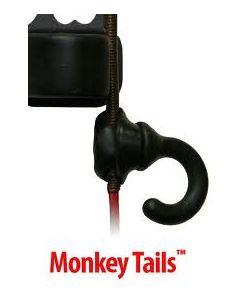 Mathews monkey tails gummi pakke med 4 stk
