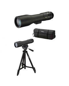 Nikon Prostaff 3 spottingscope 16-48x60 mm incl.stativ