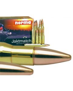 Norma jagtmatch 243 win 6,2 gram 50 stk