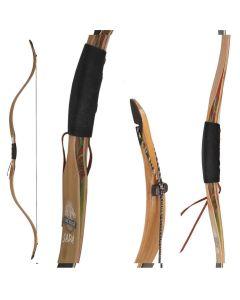 Oak Ridge rytterbue Bamboo Sada incl. streng
