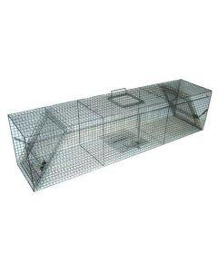Professionel ræve / mårhundefælde 198 cm (sendes ikke fragtfrit)