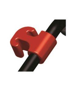 PSE cable guard rød