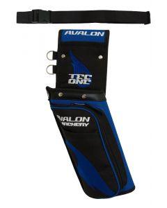 Avalon pilekogger m/2 rum og bælte