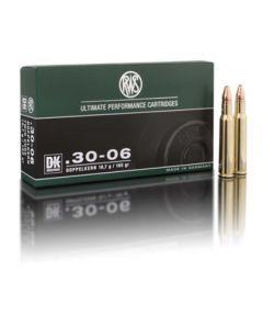 RWS 30-06 10,7 gram Dobbeltkern