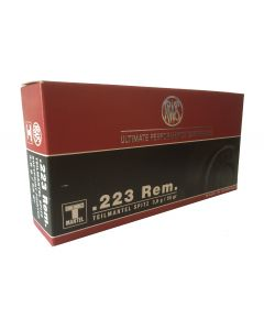 RWS 223.Rem 3,6 gram teilmantel
