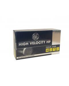 RWS High Velocity Kal. 22 LR Hollow point