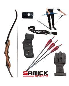 """Samick Sage Take-Down Hunting recurvesæt 62"""""""