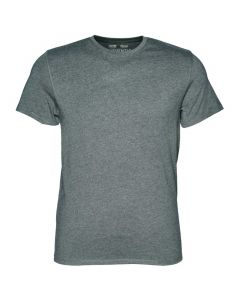 Seeland Basic 2-pack T-shirt Moose brown/Forest knight