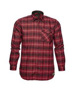 Seeland Helt skjorte Biking red